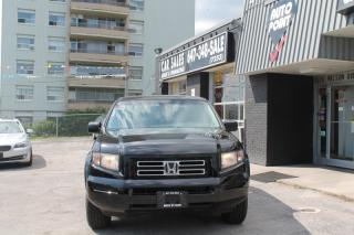 Used 2008 Honda Ridgeline 4WD Crew Cab EX-L, LEATHER, ONE OWNER, CLEAN CARPROOF for sale in Toronto, ON