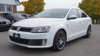 Used 2014 Volkswagen Jetta GLI 30TH EDITION * LEATHER* NAVI * SUNROOF * for sale in Woodbridge, ON