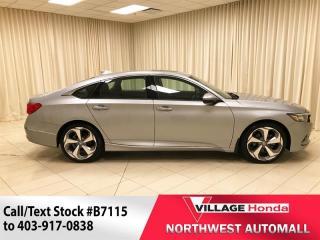 Used 2018 Honda Accord Sedan Touring for sale in Calgary, AB