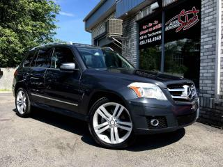 Used 2010 Mercedes-Benz GLK350 GLK 350 4 portes 4MATIC for sale in Longueuil, QC