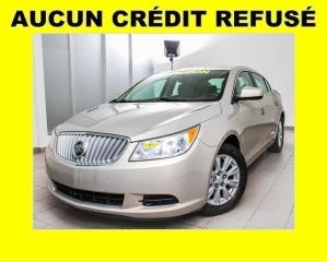 Used 2010 Buick LaCrosse A/c. 2 Zones Mags for sale in St-Jérôme, QC