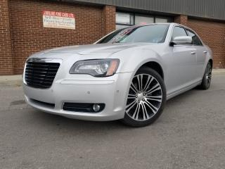 Used 2012 Chrysler 300 300S  W/RED LEATHER NAVIGATION BACK UP CAMERA!! for sale in North York, ON