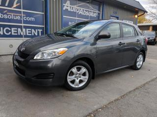 Used 2010 Toyota Matrix for sale in Boisbriand, QC