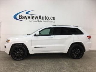 Used 2018 Jeep Grand Cherokee Laredo - REMOTE START! SUNROOF! NAV! REVERSE CAM! U-CONNECT! PWR LIFTGATE! WIFI! for sale in Belleville, ON