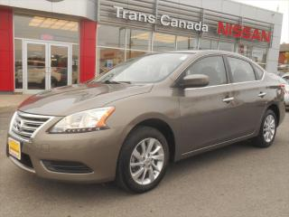 Used 2015 Nissan Sentra SV for sale in Peterborough, ON