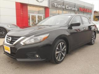 Used 2017 Nissan Altima 2.5 SR for sale in Peterborough, ON