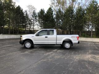 Used 2016 Ford F-150 XL EXT 4X4 for sale in Cayuga, ON