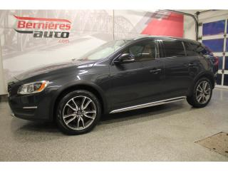 Used 2015 Volvo V60 T5 Premier AWD for sale in Lévis, QC