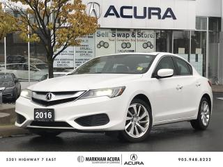 Used 2016 Acura ILX Premium - Heated Seats   Rearview Camera for sale in Markham, ON