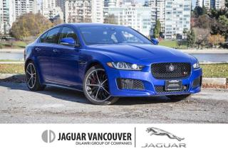 Used 2018 Jaguar XE S 3.0L AWD *ON SALE!Certified Pre-Owned Warranty! for sale in Vancouver, BC