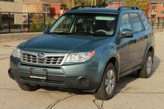 Used 2012 Subaru Forester 2.5X Heated Seats | AWD | CERTIFIED for sale in Waterloo, ON
