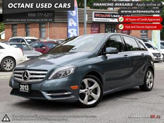 Used 2013 Mercedes-Benz B-Class Sports Tourer-Navi-Sunroof for sale in Scarborough, ON