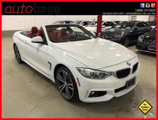 Used 2016 BMW 4 Series 2dr Conv 435i xDrive AWD for sale in Vaughan, ON