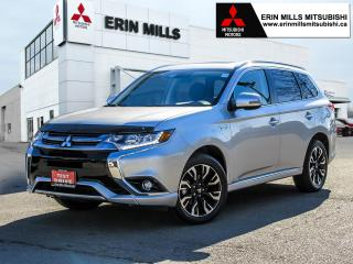 Used 2018 Mitsubishi Outlander Phev GT S-AWC for sale in Mississauga, ON