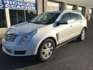 Used 2015 Cadillac SRX Luxury,toit for sale in St-Hubert, QC