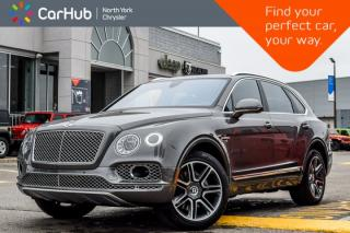 Used 2018 Bentley Bentayga Activity Edition|ParkAssist|PanoSunroof|Nav|HeatFrontSeats for sale in Thornhill, ON