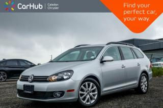 Used 2013 Volkswagen Golf Wagon TDI Comfortline|Diesel|Heated Front Seats|Keyless Entry for sale in Bolton, ON