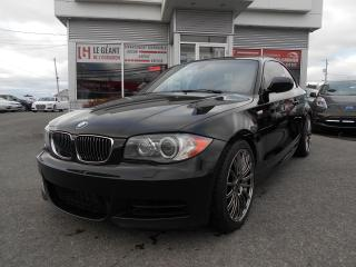 Used 2011 BMW 1 Series 135 for sale in Québec, QC