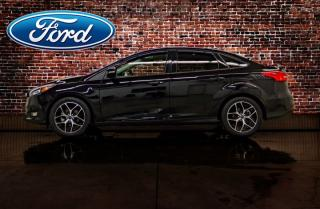 Used 2017 Ford Focus SEL for sale in Red Deer, AB