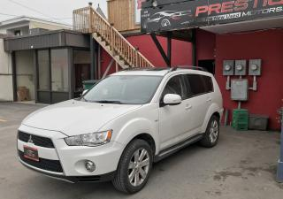 Used 2012 Mitsubishi Outlander GT for sale in Midland, ON