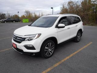 Used 2016 Honda Pilot Touring for sale in Cornwall, ON