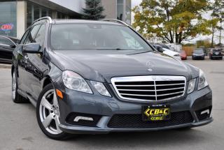 Used 2011 Mercedes-Benz E350 AMG l 7 Passenger l No Accidents l Navigation l for sale in Oakville, ON
