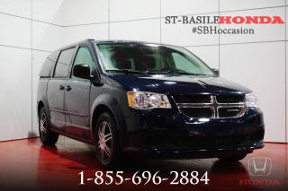 Used 2013 Dodge Grand Caravan SE + STOW N GO + 7 PASSAGES + A/C + WOW! for sale in St-Basile-le-Grand, QC