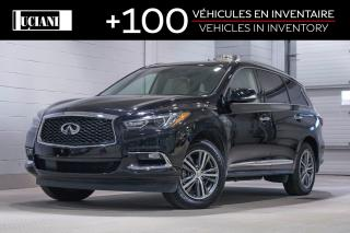 Used 2017 Infiniti QX60 Premium Package for sale in Montréal, QC