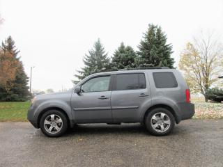 Used 2012 Honda Pilot EX-L 8 Passenger 4WD for sale in Thornton, ON