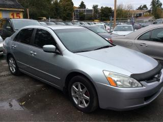 Used 2003 Honda Accord EX for sale in Scarborough, ON