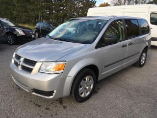 2008 Dodge Grand Caravan SE STOW&GO