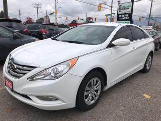 Used 2013 Hyundai Sonata GLS l Carproof Clean l Heated Seats for sale in Waterloo, ON