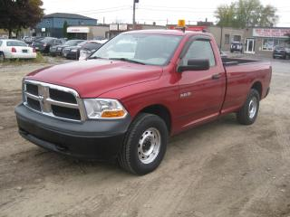 Used 2009 Dodge Ram 1500 4X4, 8 FOOT BOX, NO ACCIDENTS for sale in Toronto, ON
