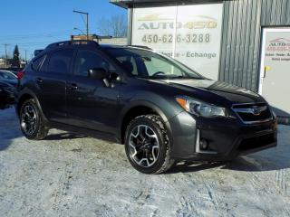 Used 2016 Subaru XV Crosstrek ***4X4,MAGS, TOUT ÉQUIPÉ*** for sale in Longueuil, QC