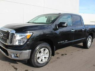 New 2018 Nissan Titan SV 4x4 Crew Cab 139.8 in. WB for sale in Edmonton, AB