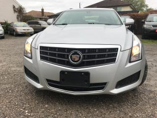 Used 2013 Cadillac ATS AWD for sale in Hamilton, ON