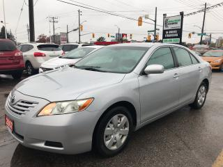 Used 2007 Toyota Camry LE | Carproof Clean for sale in Waterloo, ON