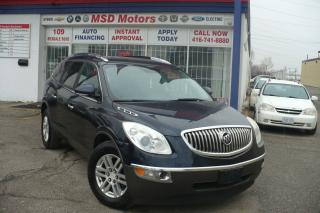 Used 2008 Buick Enclave CX for sale in Toronto, ON