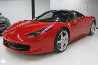 Used 2012 Ferrari 458 ITALIA CARBON for sale in Oakville, ON
