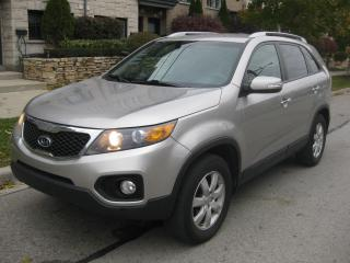 Used 2013 Kia Sorento LX, NO ACCIDENTS, CERTIFIED BLUETOOTH, for sale in Toronto, ON