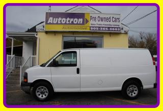 Used 2012 GMC Savana 1500 1/2 Ton Cargo Van A/C for sale in Woodbridge, ON
