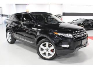 Used 2013 Land Rover Evoque PURE PLUS   NAVIGATION   SURROUND CAMERA SYSTEM for sale in Vaughan, ON