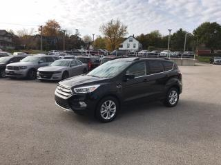Used 2018 Ford Escape SEL   Leather   Pano Sunroof   Back-up Camera   He for sale in Mitchell, ON