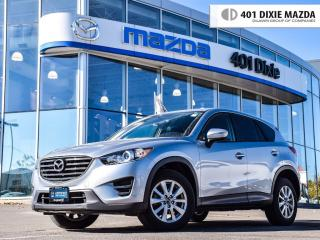 Used 2016 Mazda CX-5 GX AWD at, 1.9% FINANCE AVAILABLE, NO ACCIDENTS for sale in Mississauga, ON
