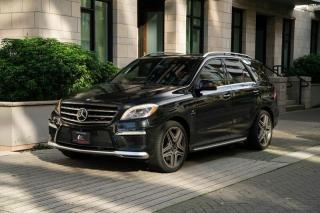 Used 2014 Mercedes-Benz ML-Class ML63 AMG for sale in Vancouver, BC