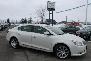 Used 2012 Buick LaCrosse w/1ST for sale in Carleton Place, ON