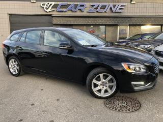 Used 2015 Volvo V60 T5 WAGON, LOW KMS, EASY LOANS for sale in Calgary, AB