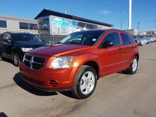 Used 2008 Dodge Caliber SXT for sale in Calgary, AB