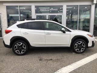 New 2019 Subaru XV Crosstrek Limited for sale in Vernon, BC