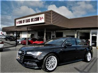 Used 2017 Audi A6 S-LINE 3.0T - QUATTRO for sale in Langley, BC